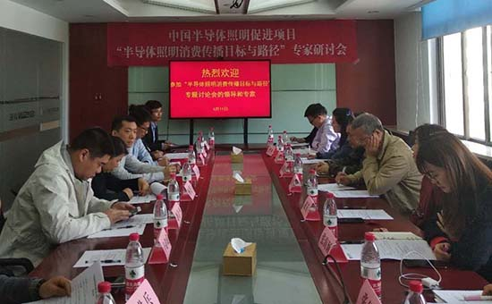 中国半导体照明促进项目消费传播专题研讨会在中国低碳网顺利召开